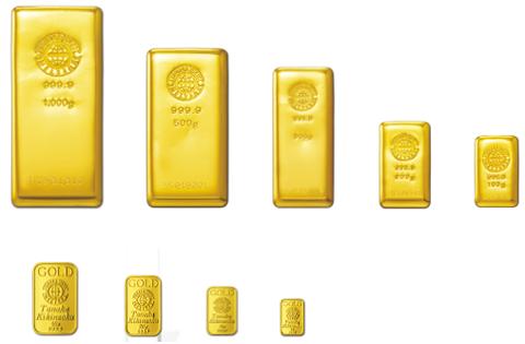 貴金属 価格 田中 金